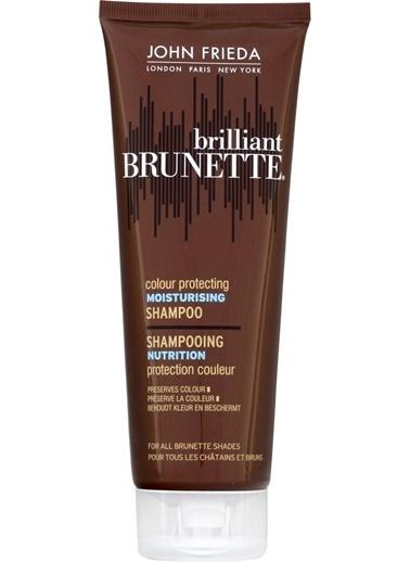 John Frieda John Frıeda Şampuan Kahverengi Saçlar Renk Koruyucu 250Ml Renksiz